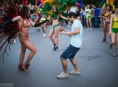 Moscow Samba Festival 2014