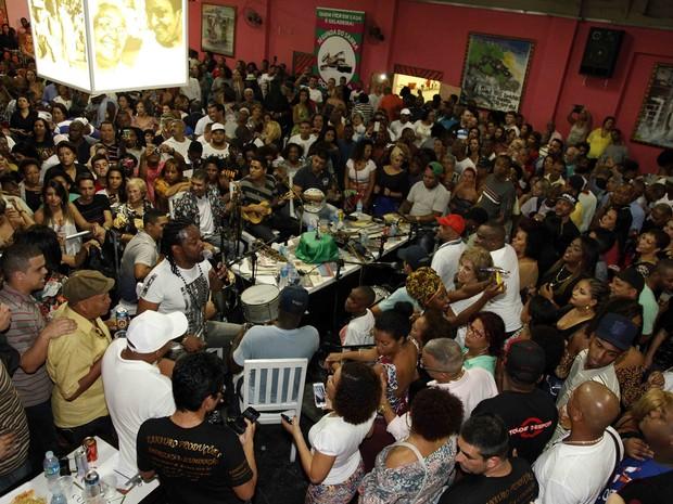 Фейжоада в Музее самбы. Новости Samba Real