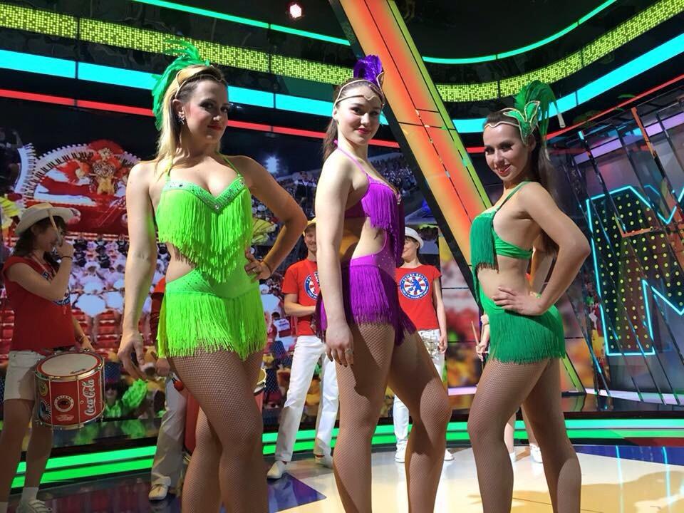 Samba Real на Матч ТВ