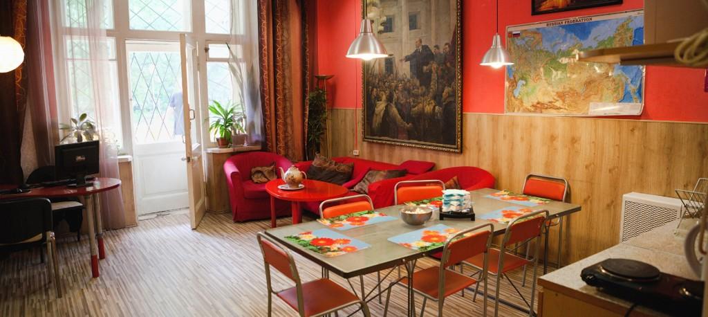 Moscow Home Hostel — партнёр Moscow Samba Festival