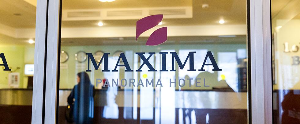 Maxima Panorama Hotel — партнёр Moscow Samba Festival