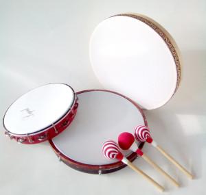 Инструменты для барабанного тимбилдинга Samba Real