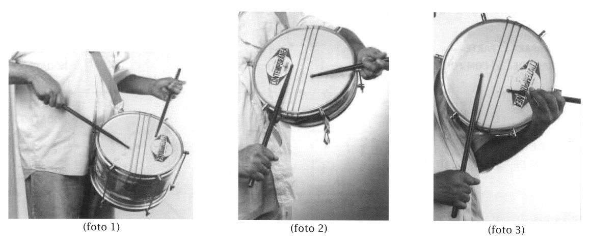 Как играют на кайше и тароле (caixa, tarol). Samba Real
