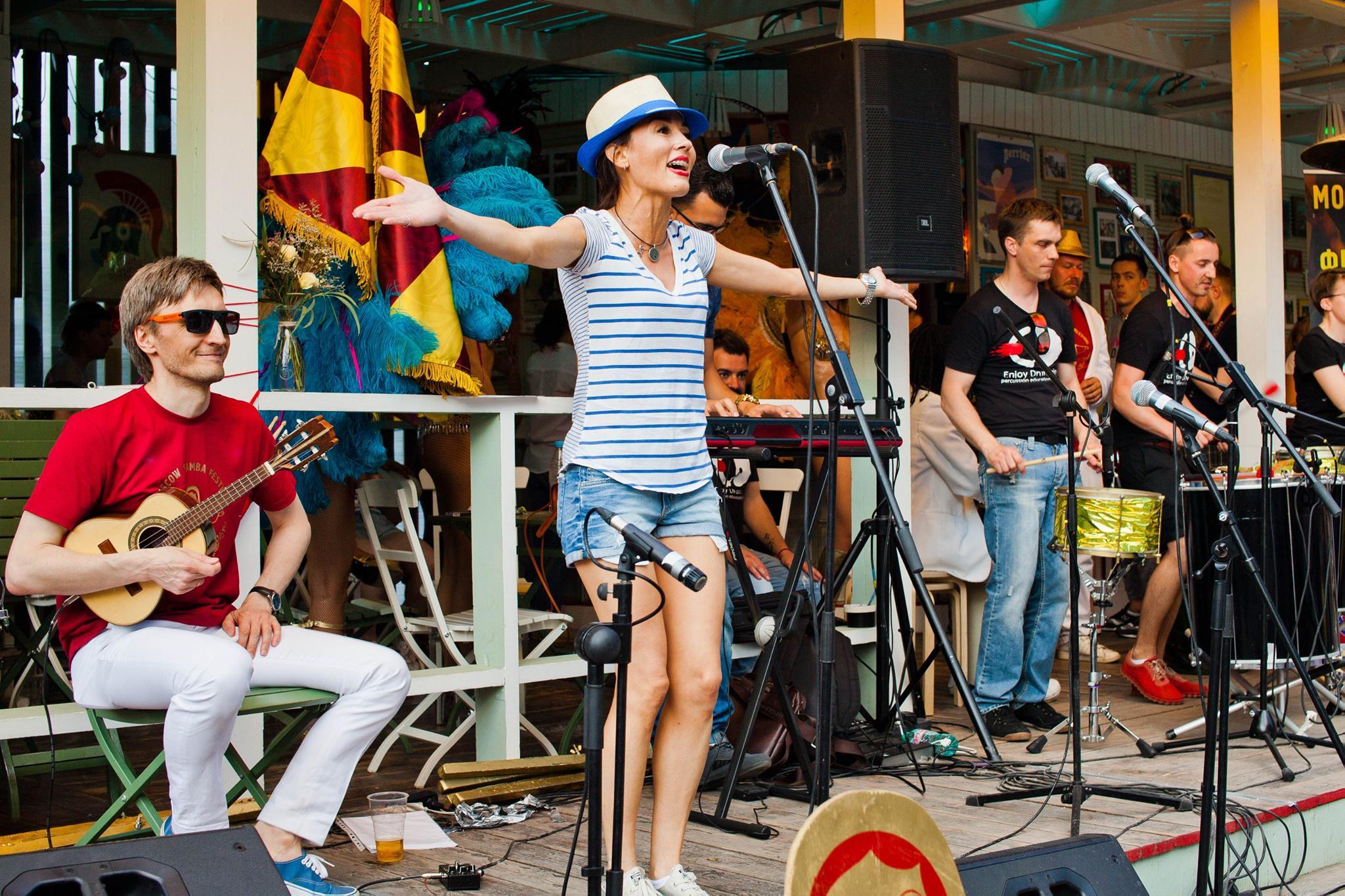 Moscow Samba Festival 2016
